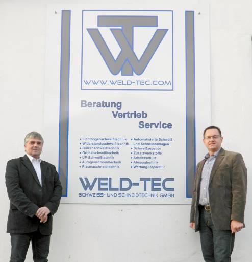 Starkes Team mit langjähriger Branchenerfahrung: Markus Staudiegel und Ing. IWE Christian Schurian.