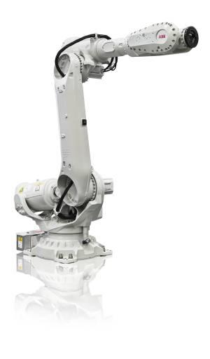 Bestes Beispiel für den Designwechsel ist der kürzlich von ABB präsentierte Industrieroboter IRB 6700.