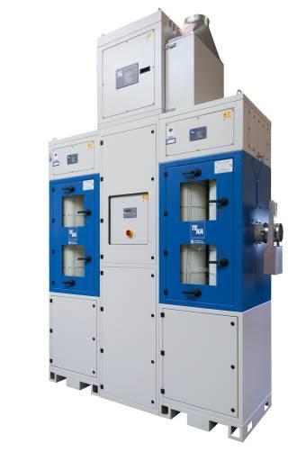 Das Filtercube-Doppelmodul eignet sich für den Dauerbetrieb.