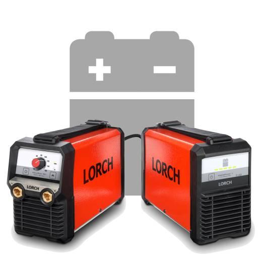 Jetzt kostenlos testen: Das Lorch-Elektrodengerät MicorStick 160 inklusive Akkupack MobilePower 1 .(Bilder: Lorch)