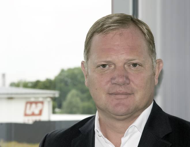 Uwe Bernhard Wache wurde zum neuen Geschäftsführer von LAP berufen.
