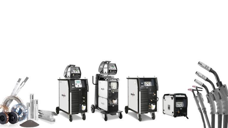 EWM bietet ein komplettes System für das Lichtbogenschweißen. Die optimale Abstimmung aller Komponenten ist die Basis für eine höhere Produktionseffizienz. (Bilder: EWM)