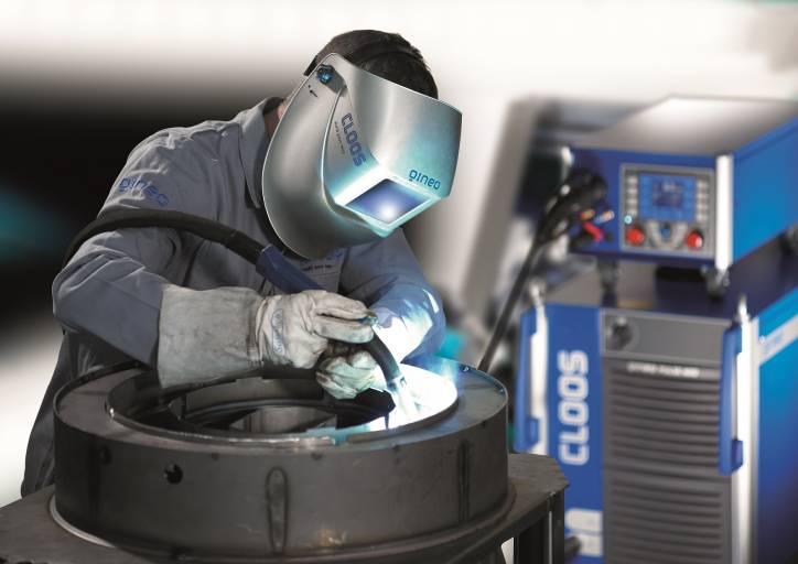 Die hochwertigen Schweißgeräte sind für den universellen Einsatz geeignet.