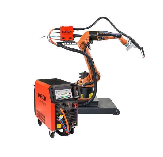 Die besonderen Eigenschaften der WIG-Lösungen von Lorch können jetzt auch zusammen mit Robotern aller namhaften Hersteller eingesetzt werden.