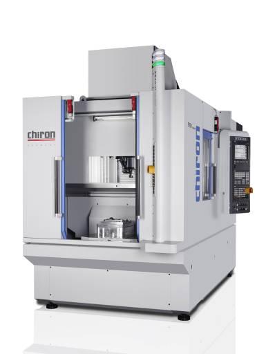 Das vertikale Bearbeitungszentrum FZ 15 W Magnum ist vor allem für die effiziente Fertigung von Kleinserien zu geringen Stückkosten ausgelegt.