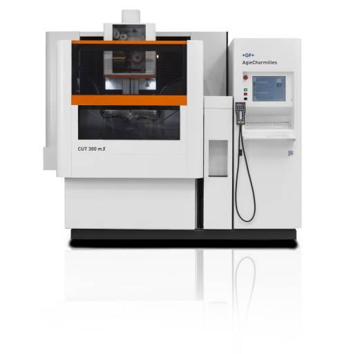 GF Maching Solutions hat mit der CUT 300 mS eine Lösung, um Qualität mit Produktivität zu vereinen – bei gleichzeitiger Kontrolle der Produktionskosten.