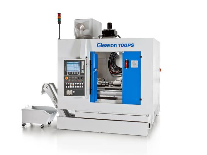 100PS Power Skiving Maschine – bis zu 8-mal schnellere Bearbeitungszeit bei optimaler Verzahnungsqualität, einschließlich umfassender Simulations- und Auslegungssoftware.
