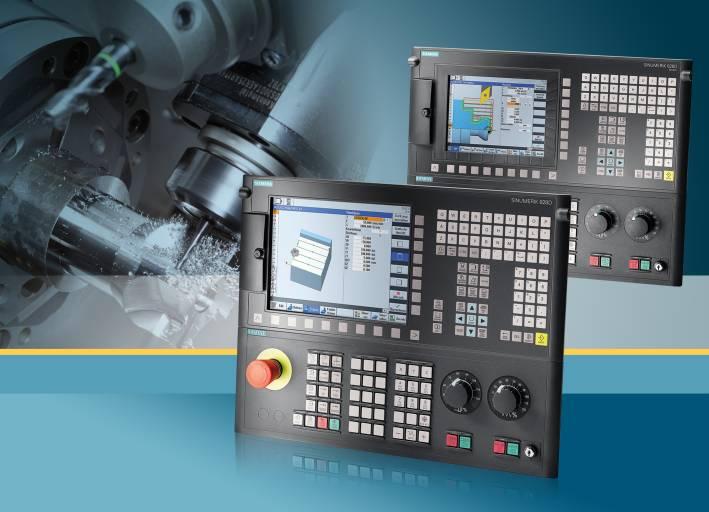 Für ihre panelbasierten Kompakt-CNC Sinumerik 828D und Sinumerik 828D Basic für das Drehen und Fräsen hat die Siemens-Division Drive Technologies eine neue Steuerungshardware mit mehr Rechenleistung entwickelt.