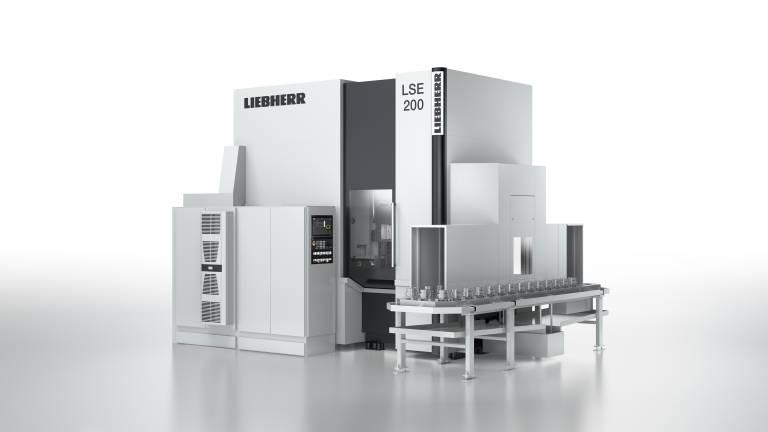 Die LSE 200 ist eine von mehreren Wälzstoßmaschinen, die ab sofort mit dem neuen Stoßkopf SKE120 erhältlich sind.