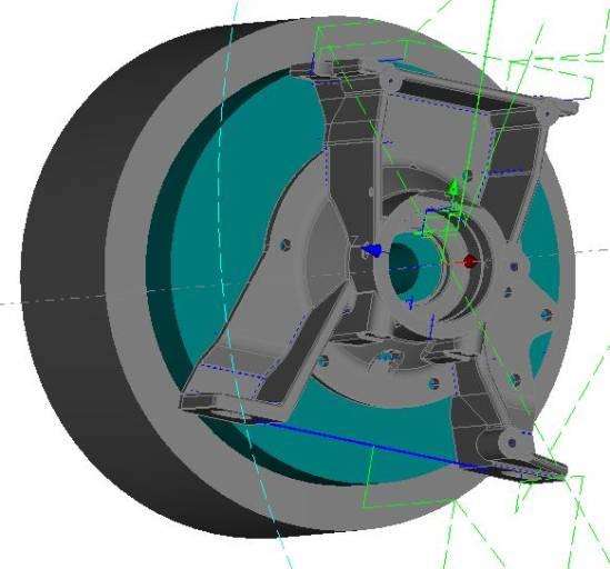 Programmiert wird bei Rosenbauer ausschließlich mit dem CAM-System VANC vom Magna Powertrain Engineering Center Steyr. Dabei schätzt man vor allem die flexiblen Programmiermöglichkeiten sowie die hohe Anpassungsfähigkeit und die perfekten Postprozessoren, die eine optimale Steuerung der Maschine gewährleisten.