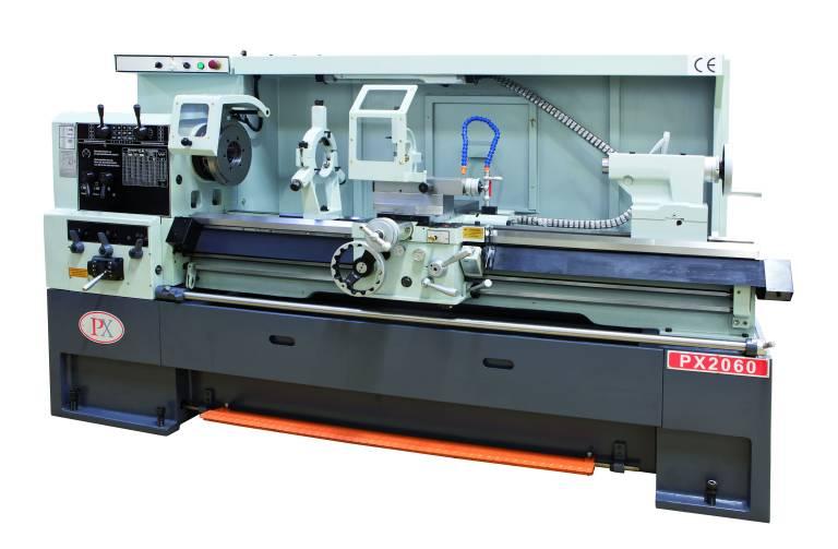 Die Drehmaschine PX2060 - eine kostengünstige und leicht zu bedienende Alternative.