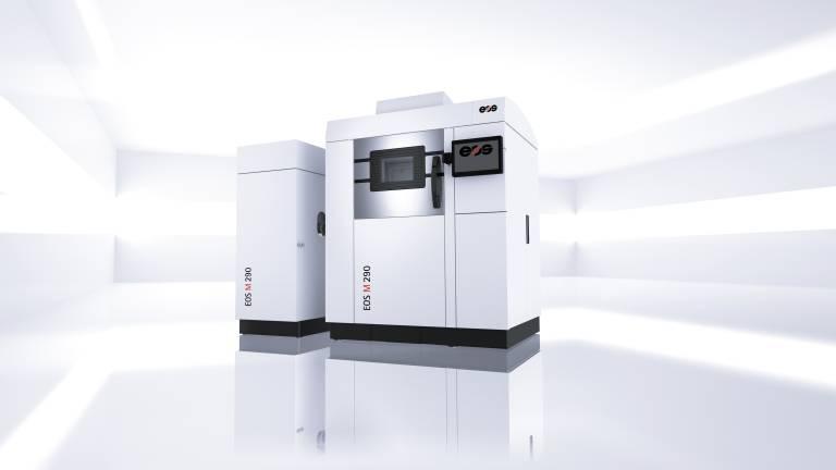 Neben allen Neuerungen für die EOS M 290 sind die prozessrelevanten Features wie Prozesskammer, Gasstrom und Prozessparameter erhalten geblieben. So wird ein konstantes Prozessverhalten und damit eine gleichbleibende Teilequalität über EOSINT M 280 und EOS M 290 hinweg sichergestellt.