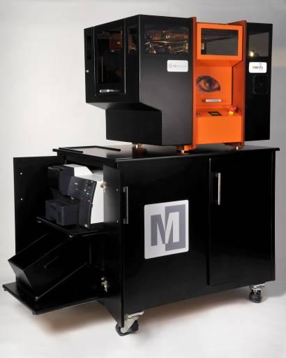 Iris von Mcor ist Österreichs erster Full Color 3D-Papierdrucker.