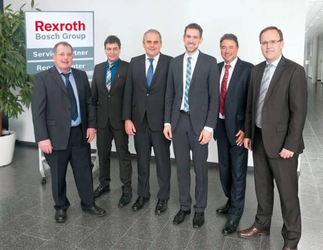 Als erstes Bosch Rexroth Repair Center für mobile Arbeitsmaschinen zertifiziert Bosch Rexroth die ABS Hydraulik-Service GmbH in München – und startet damit den Aufbau eines Repair Center Netzes in Deutschland und Europa.