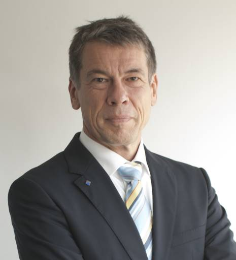 """Bruno Schnekenburger übernahm zum 1. September 2014 die Funktion des """"President and Division Director"""" der Robotics Division von Yaskawa in Europa."""