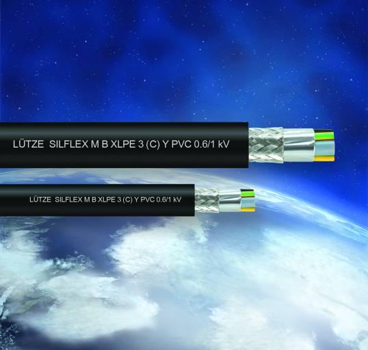 Die neuen Motor- und Frequenzumrichterleitungen Lütze SILFLEX®.