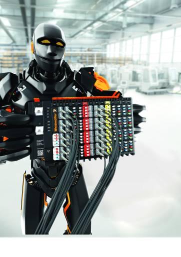"""Weidmüller präsentiert auf der SMART sein I/O-System """"u-remote"""" mit zahlreichen neuen Funktionen."""