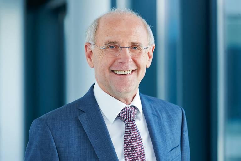 Dr. Wolfgang Blum, Vorstandsvorsitzender Haberkorn. Bild: Haberkorn