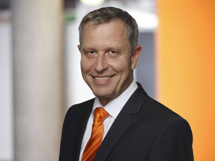 Wilfried Eberhardt, Chief Marketing Officer der Kuka AG (Foto: Kuka)