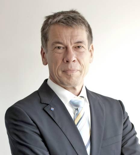 """Bruno Schnekenburger übernahm die Funktion des """"President and Division Director"""" der Robotics Division von Yaskawa in Europa. (Bild: Yaskawa)"""