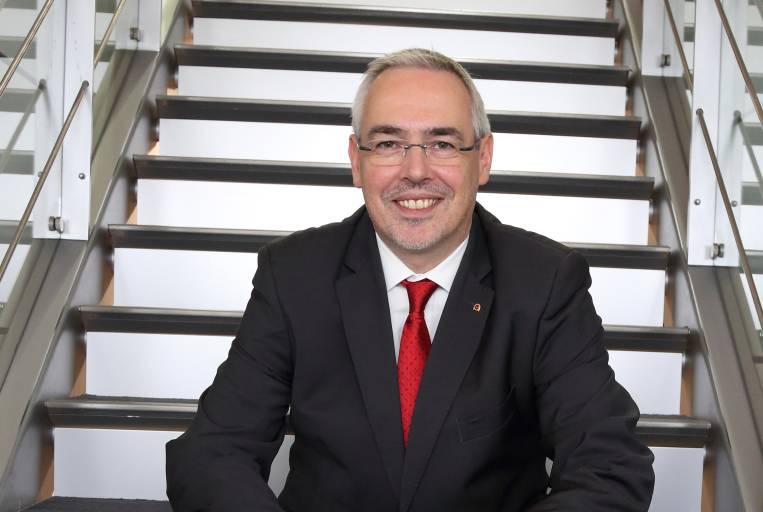 Guido Schumacher, Diplom Kaufmann (FH), ist seit Januar 2015 Geschäftsführer der Amada GmbH mit Hauptsitz in Haan, Deutschland. (Bild: Amada GmbH)