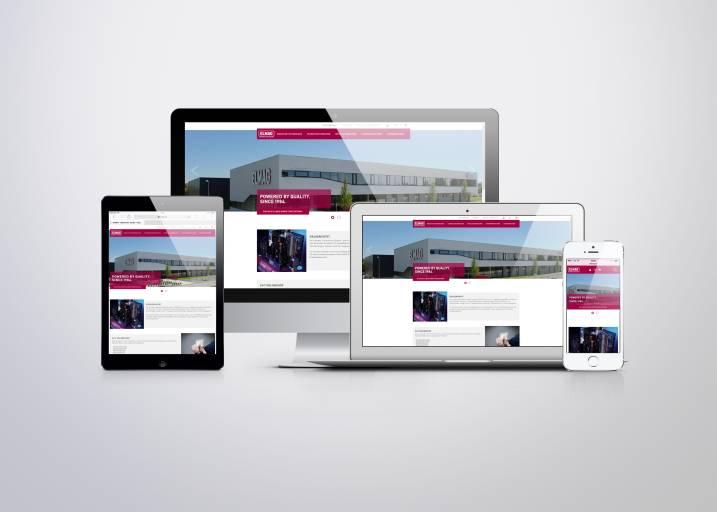 Responsive Design: Optimale Darstellung der Website – egal auf welchem Gerät.