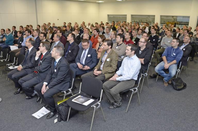 Die Besucher zeigten großes Interesse an den Fachvorträgen.