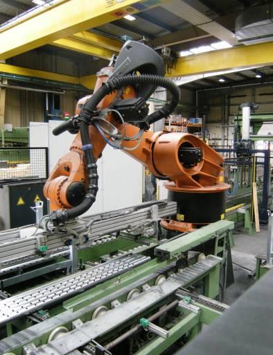 Stillstand ist Rückschritt, weiß man auch bei der Welser Profile GmbH und investiert kräftig in die Automatisierungstechnik.