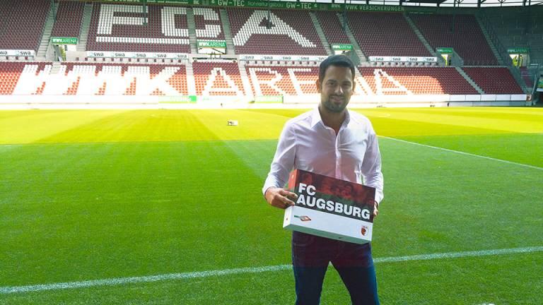 MicroStep unterstützt seit Beginn der Saison 2015/2016 den FC Augsburg.