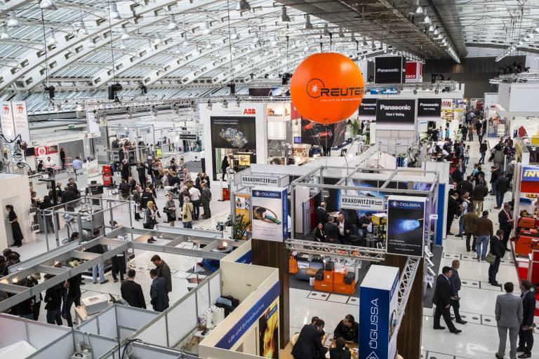 Die SCHWEISSEN kehrt geplanter Maßen 2019 ins Design Center Linz zurück.