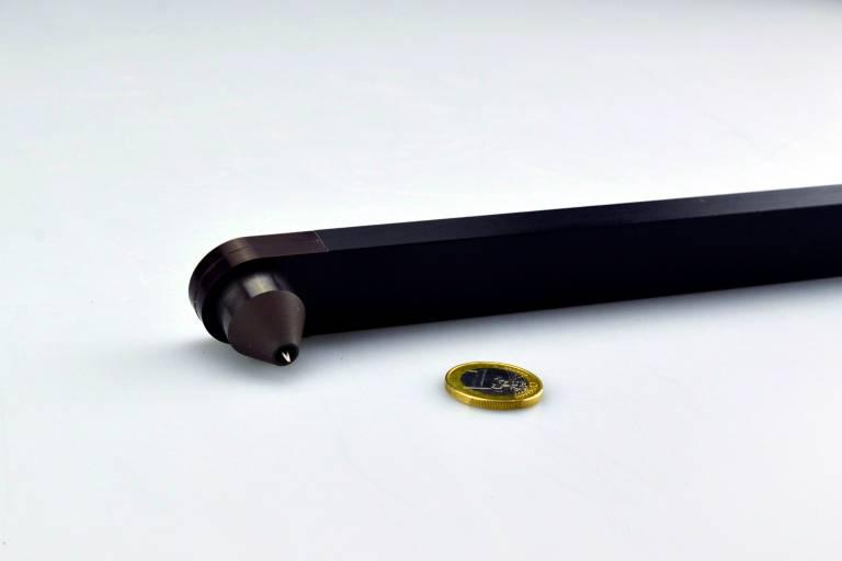 InFocus-Brenner für das Schweißen in Rohren ab 40 mm Durchmesser.