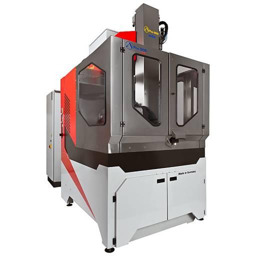 Mit Bohrgeschwindigkeiten bis zu 200 mm/min ist die Maschinenserie APos ein führendes Produkt auf dem Weltmarkt.