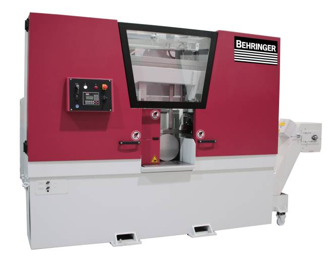 Die neue HBE-Dynamic Baureihe des Sägemaschinenspezialisten besticht durch Leistung, Bedienerfreundlichkeit und Wirtschaftlichkeit.