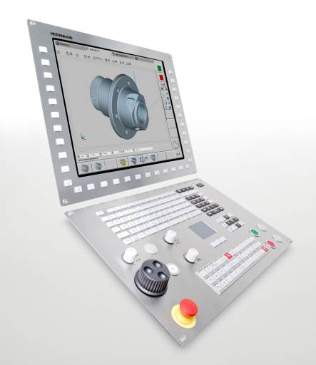 Heidenhain CNC PILOT 640 mit TURN PLUS: Die automatische Arbeitsplangenerierung erzeugt ein komplettes Drehprogramm in kürzester Zeit.