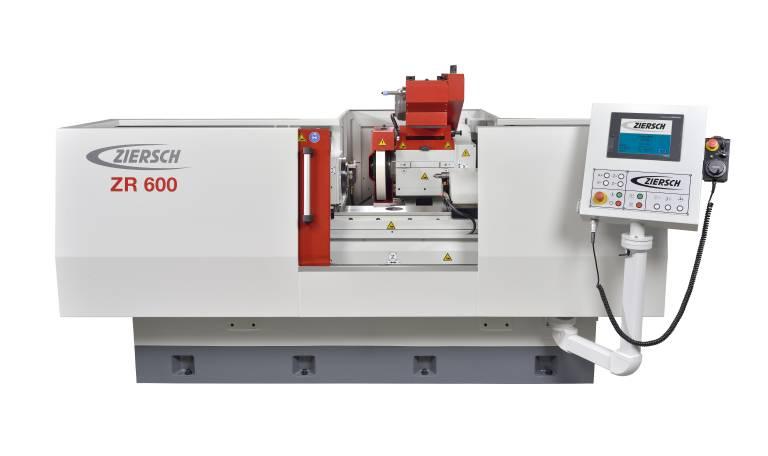Die neuen kombinierte Außen- /Innenrundschleifmaschinen ZR 600 und ZR 1000 von Ziersch bieten eine Spitzenweite von 600 bzw. 1.000 mm.