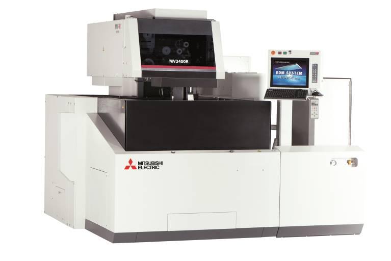 Die Drahterodiermaschinen der MP-Serie bieten ein Höchstmaß an Präzision und Zuverlässigkeit.