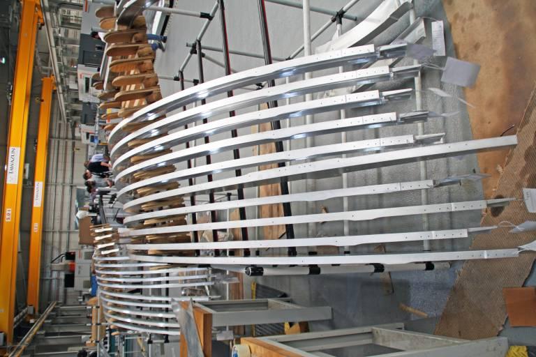 TPI produziert derzeit über 50 Teilenummern auf Handtmann Bearbeitungszentren.