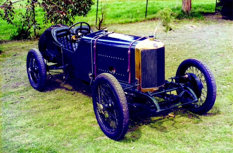 Delage Type S: Die Rennsportlegende nahm 1914 am Frankreich Grand Prix teil und erlitt 100 Jahre später einen irreparablen Motorschaden.