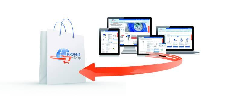 Krohne eShop jetzt auch in Österreich: Online-Shop für Durchfluss-, Füllstand-, Temperatur-, Druck- und Analysenmesstechnik sowie Systemkomponenten und Zubehör.
