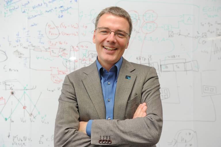 Dr. Alexander Horch hat am 1. April den Bereich Entwicklung des Safety-Spezialisten HIMA übernommen. (Bild © Markus Frutig, TextConceptions.ch)