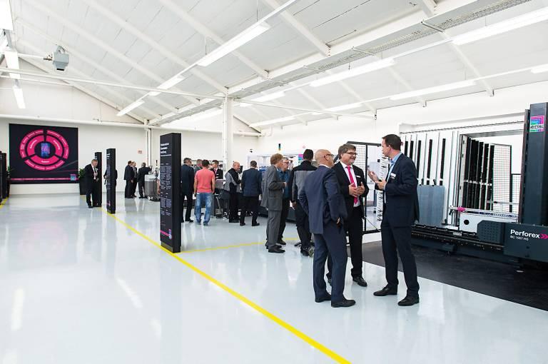 Rittal hat mit seinen Schwestergesellschaften Eplan und Cideon ein völlig neuartiges Innovationszentrum im mittelhessischen Haiger aufgebaut.