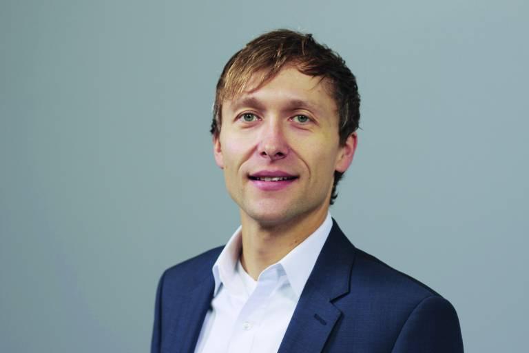 Marcus Böker, Geschäftsführer von Phoenix Contact Innovation Ventures