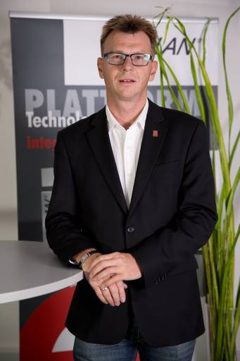 Robert Erasmus, Leiter Professional Services bei Eplan Österreich.