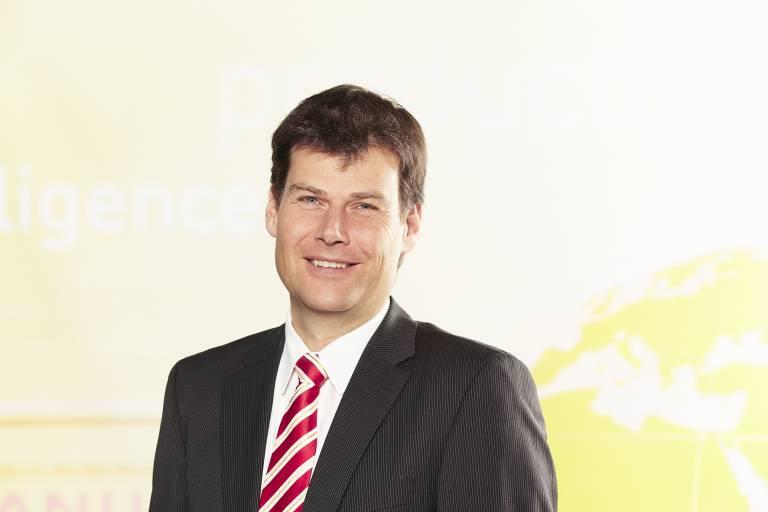 Matthias Fritz, Geschäftsführer Technik Fanuc Deutschland GmbH, Neuhausen.
