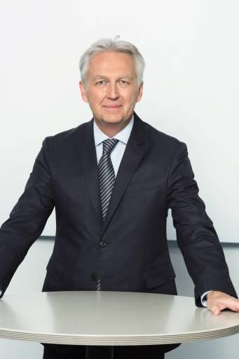 Gerhard Luftensteiner, Vorstandsvorsitzender der Keba AG