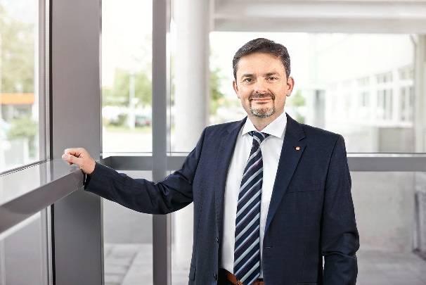 Als Vice President Sales Europe ist Sergio Caligara für alle europäischen Märkte außer Deutschland zuständig. (Foto: Urheberrecht Aventics)