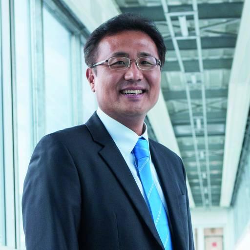 Francisco Jung, Geschäftsführer von Sigmatek Automation Korea.