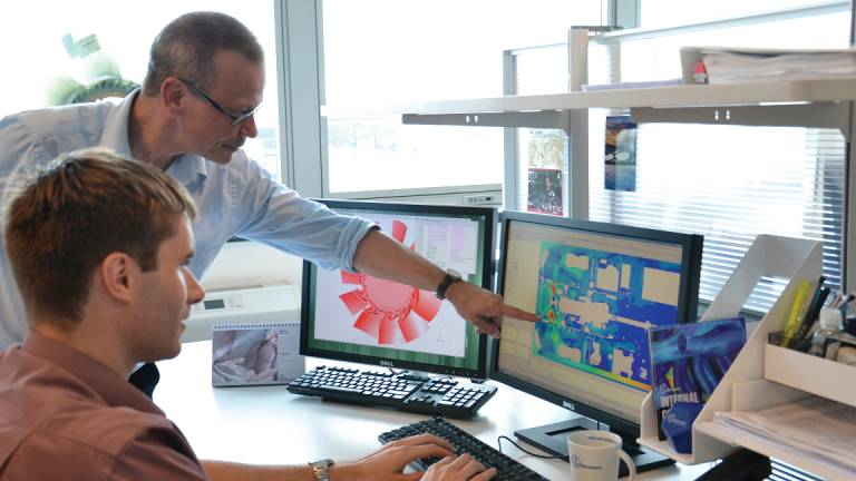 CD-adapco ist ein globales Unternehmen für Simulationssoftware mit Lösungen, die ein weites Spektrum an Engineering Disziplinen abdecken. (Foto: CD-adapco).