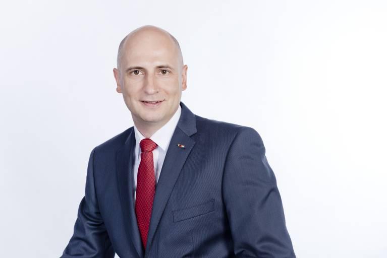 Christoph Wolkerstorfer, Managing Director, TGW Logistics Group. (Quelle: TGW Logistics Group).