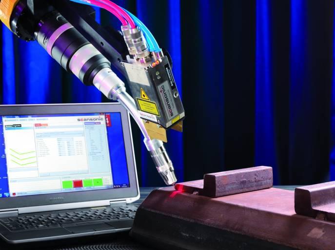 """TH6D: Ein innovativer Weg, um die """"Lücke"""" zu füllen.  Fügetechnik auf höchstem Niveau."""